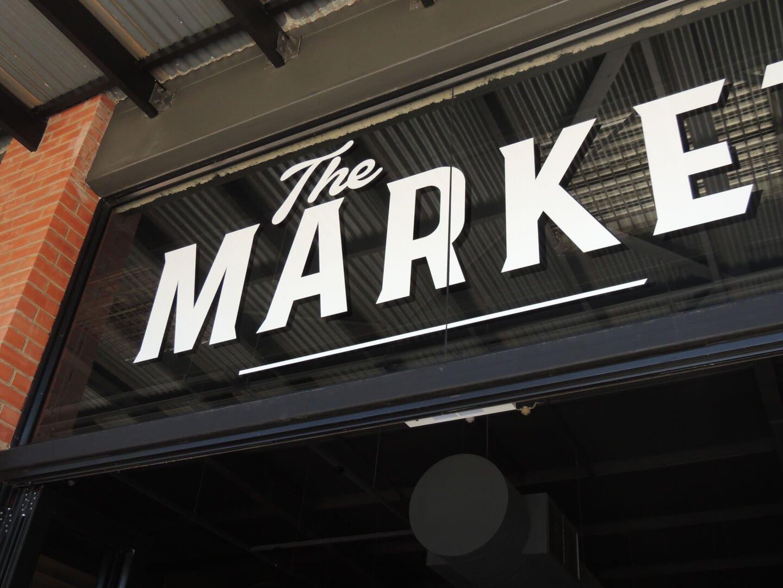 The Market - Logo